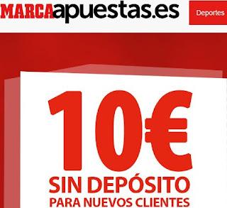 Pronosticos marca apuestas 10 euros gratis en bingo-302959