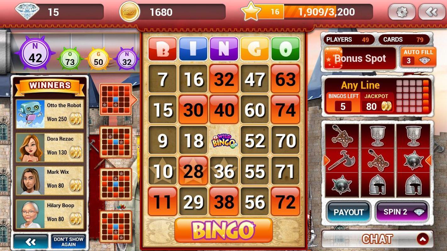 Bingo gratis online casino 770-804867