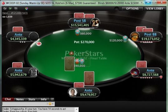 Red argentina de poker bGaming en BetPhoenix-728926