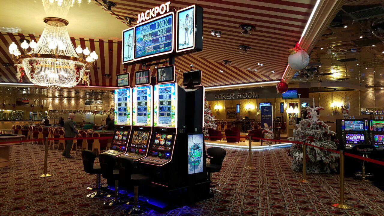 Casinos monte carlo slots a Luckia-571503