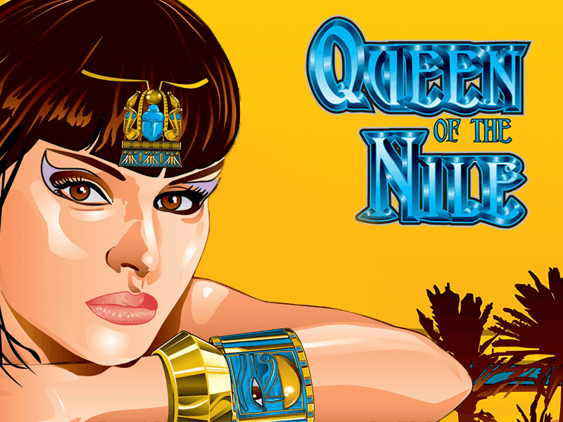 10 Free Spins tragamonedas queen of the nile-539969