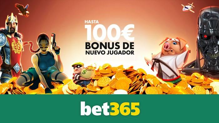 Bet365 100€ bonos casinos online que mas pagan-383966