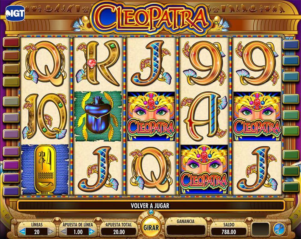 Tragamonedas cleopatra 2 juegos casino online gratis Braga-868143