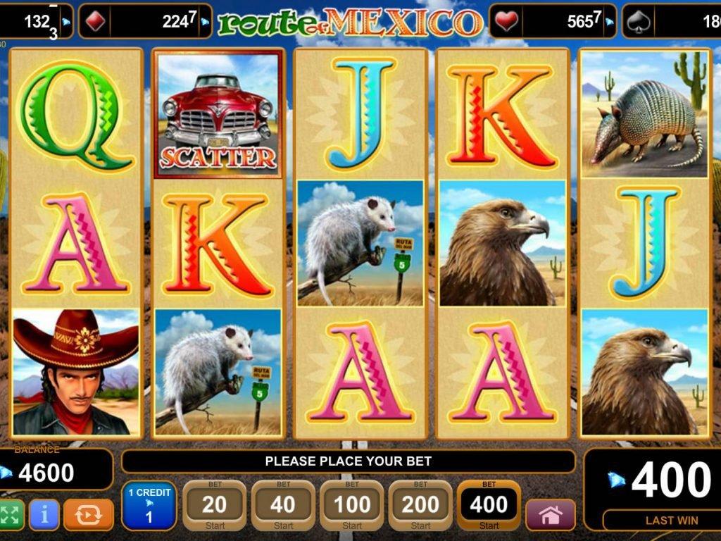 Tragamonedas ainsworth casino con tiradas gratis en México-819193