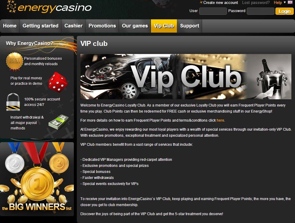 Descrubre Energy casinos los mejores online en español-115755