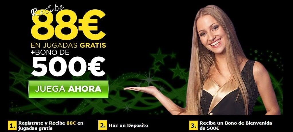 10 euros gratis sin deposito casino regístrate en 888casino-741452