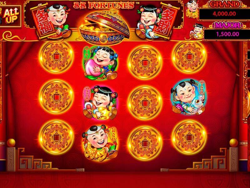 Jugar gratis slots 88 fortunes tiradas Betsson-781826