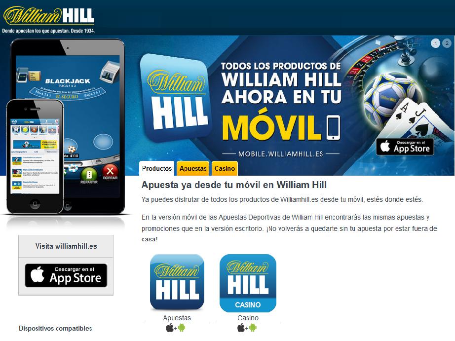 App para ganar ruleta william s hill-996067
