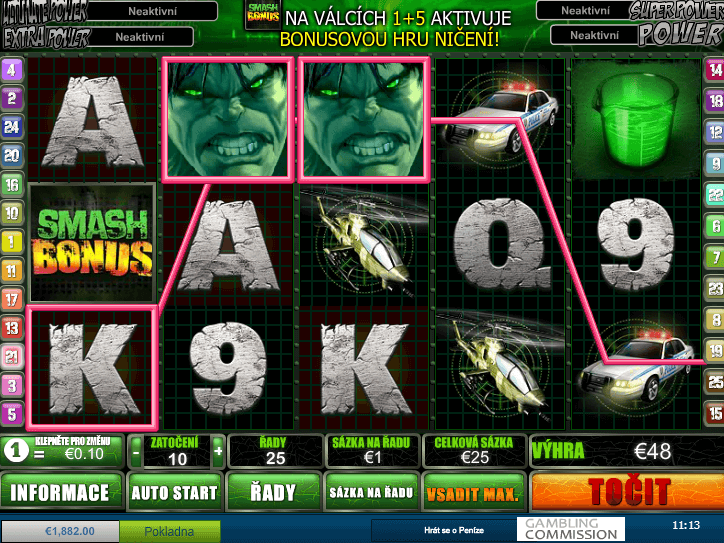 Tragaperra The Incredible Hulk jugar casino net gratis-799539