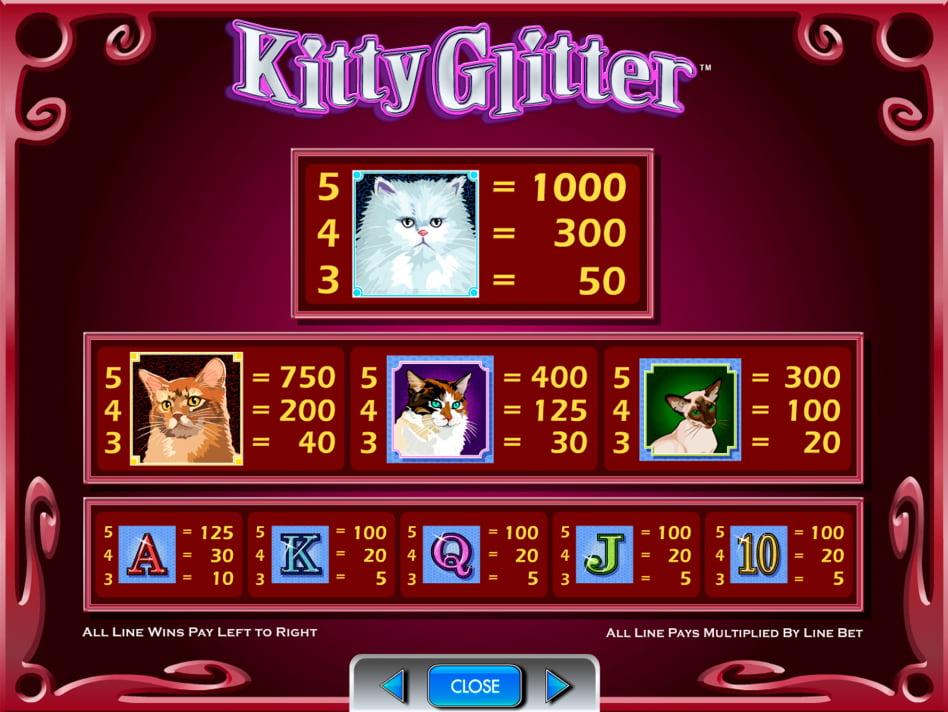 Kitty glitter tragamonedas gratis 50 Giros con primer depósito-316676