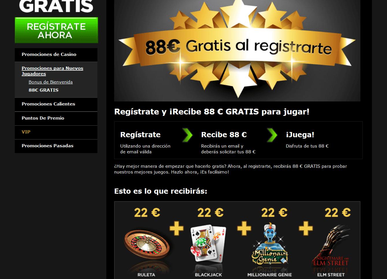 Euros en casinos por registrarte en linea gratis-921818
