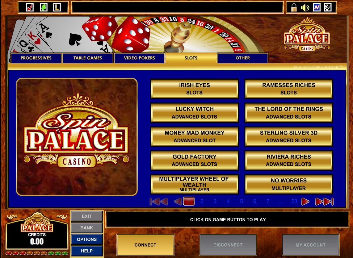 Gratis Backgamon spin palace casino-795427