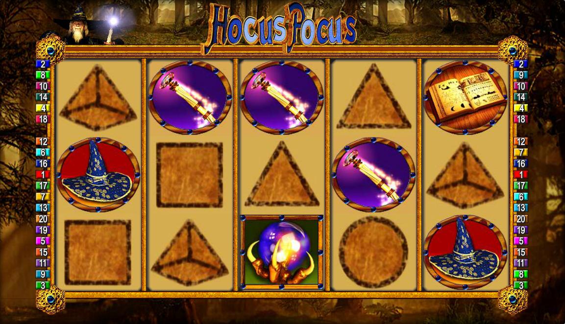 Top juegos de casino más populares hocus pocus-541201