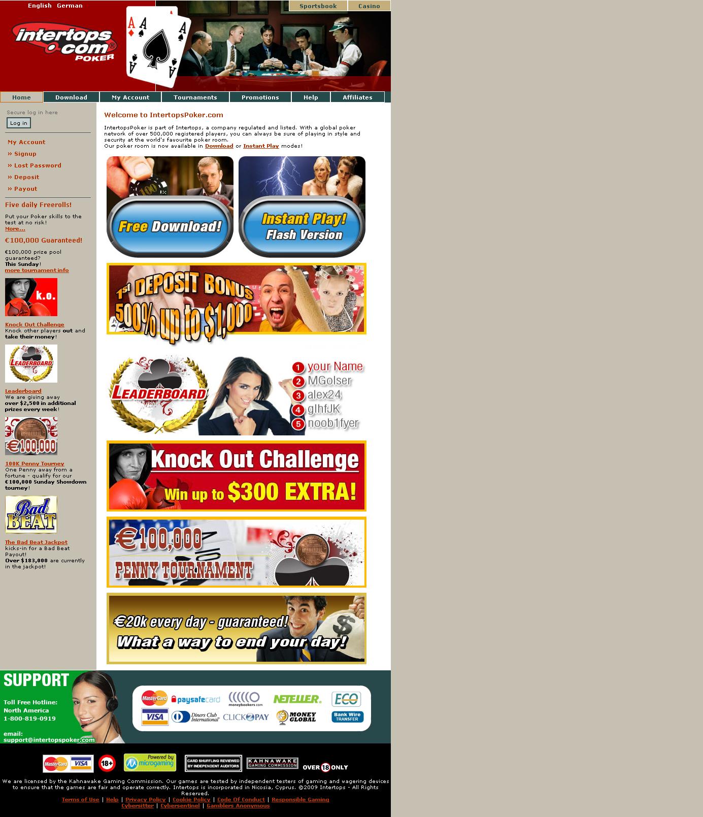 Nuevas salas de poker online OpenBet-894618