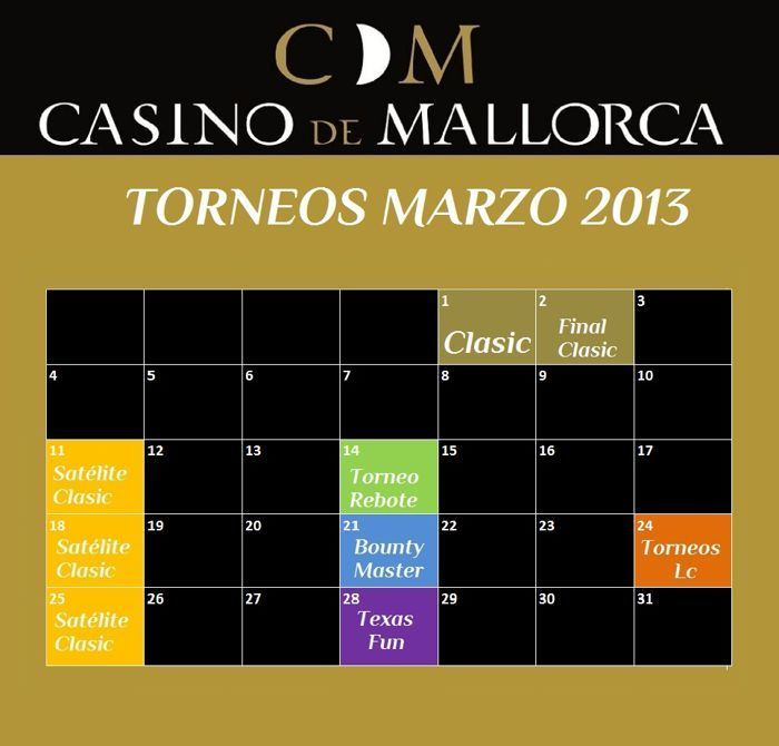 Calendario torneo de poker casino en Alemania-540740