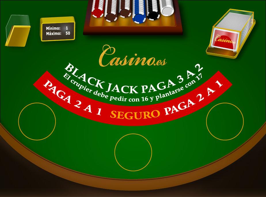 Online en Chile reglas blackjack americano-858081