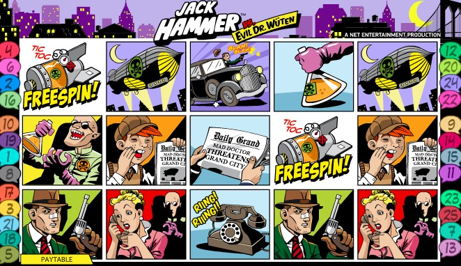 Casinos virtuales tragamonedas gratis Jack Hammer-294954