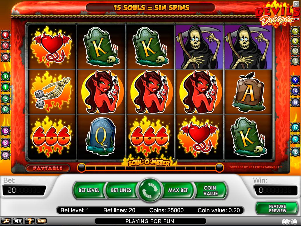 10 Tiradas gratis Devil's Delight casinos con ruletas en vivo-586704