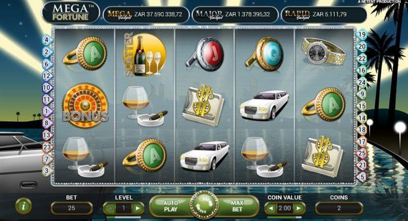 5 tiradas gratis Mega fortune video poker-902069