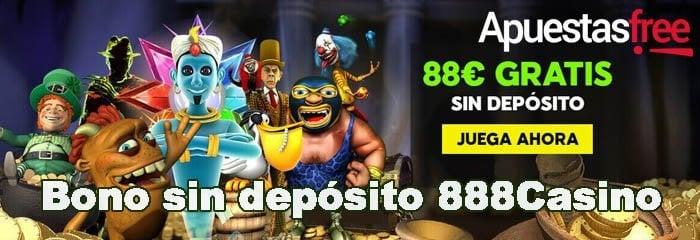 Listado casino sin depósito 888-248441