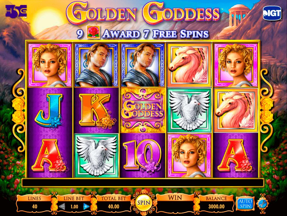 Golden goddess jugar gratis royalVegascasino com-944613