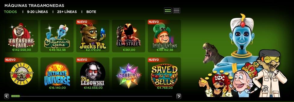 Juegos de casino con bonos gratis opiniones tragaperra Gonzos Quest-505811