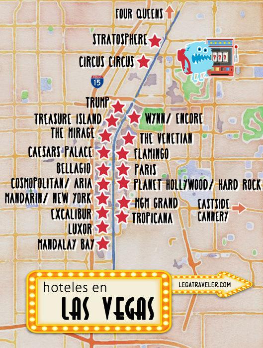 Las vegas mapa mejores casino online-243510