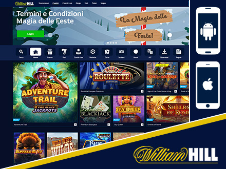 Casino online Nuevos mobile william hill-398581