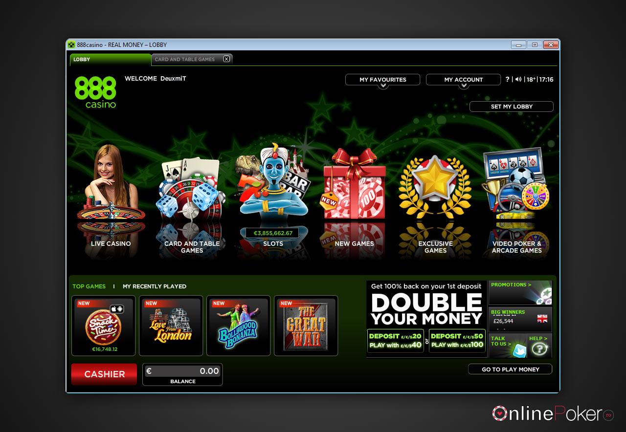 888 Holdings casino simulador baccarat-800425