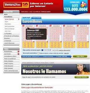 Jugar loteria en linea comprar euromillones en Juárez-738435