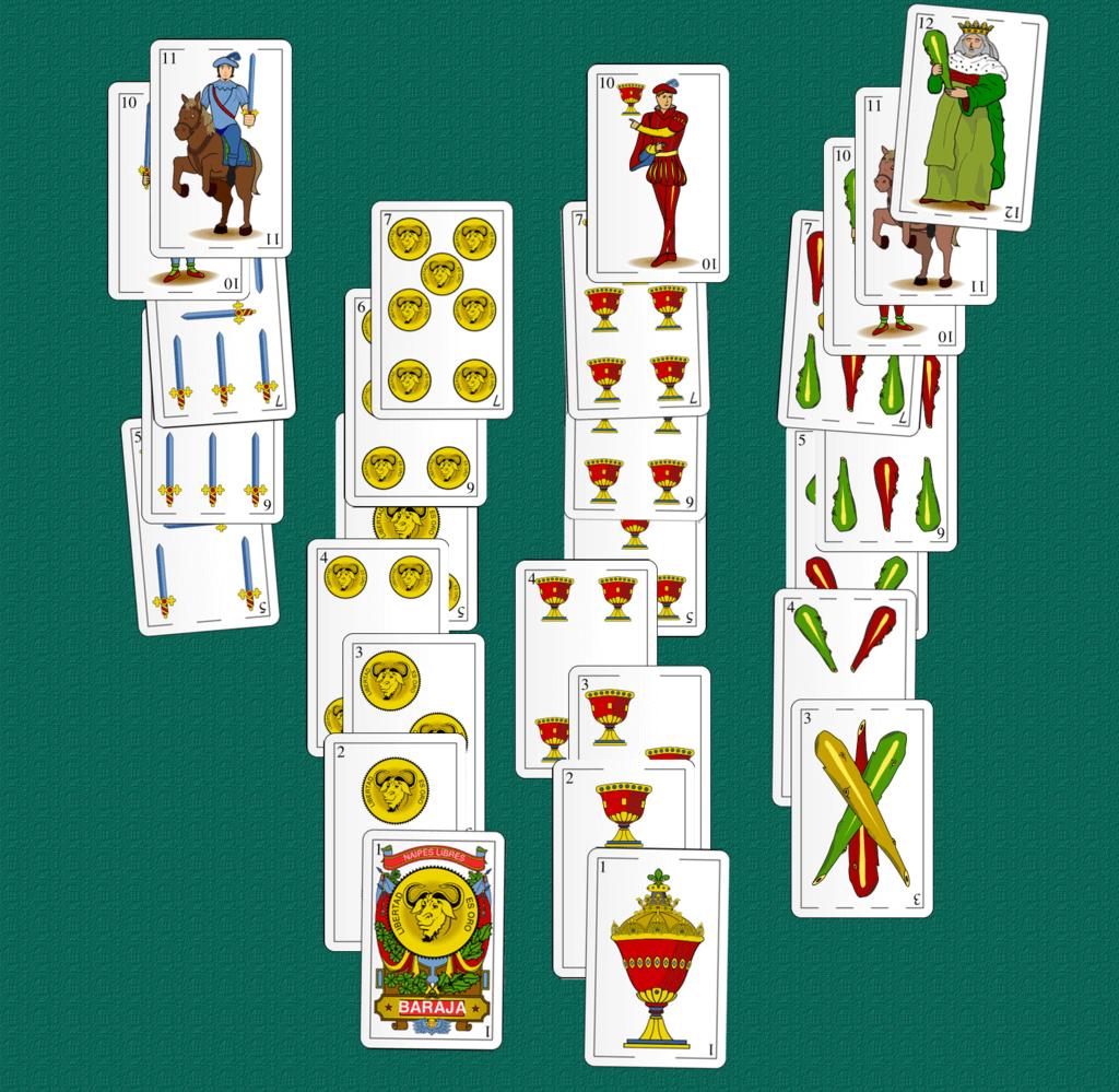 Juegue con € 100 gratis como se juega 21 en cartas españolas-223321
