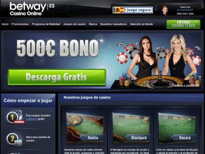 Casinos online que mas pagan betway es-336134