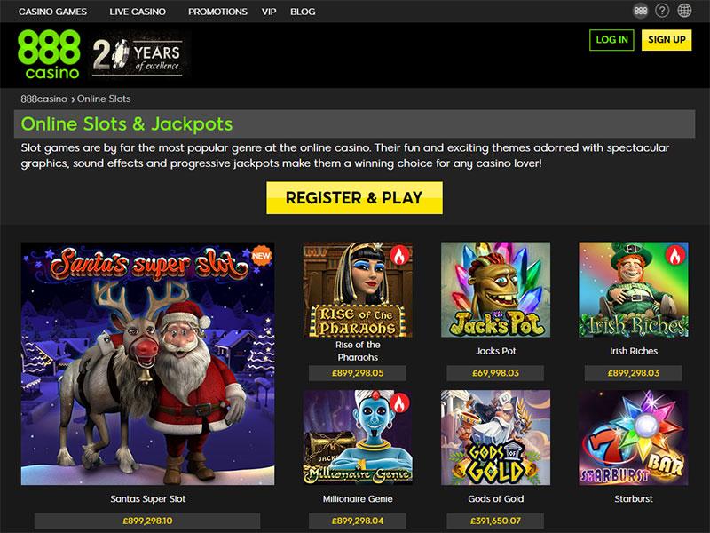 Casino 888 gratis online GameArt-791083