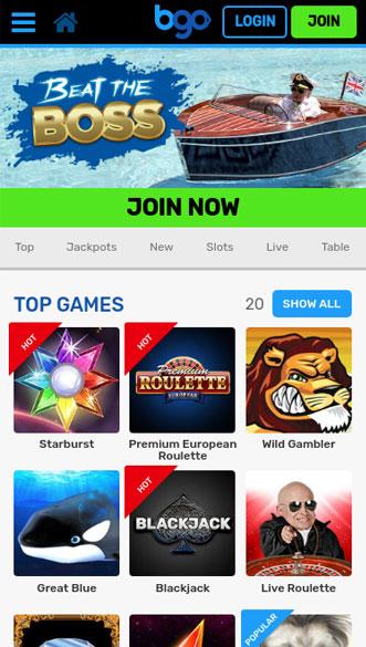 Botemania app bgo casino 100 Free Spins-496353