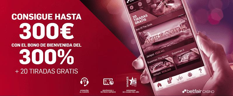 Betfair casinos Portugal online con bono de bienvenida-564214