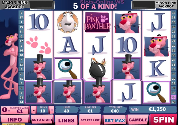 888 poker download opiniones tragaperra Pink Panther-363164