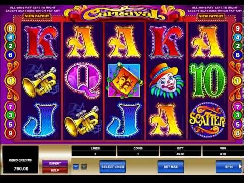 Juegos de casino online carnaval-779974