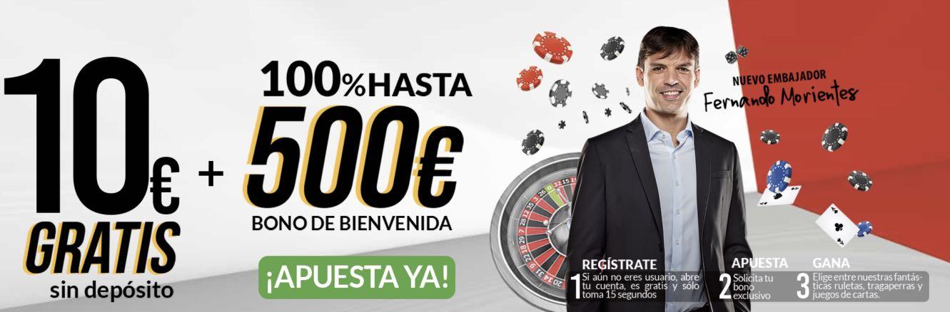 Bono Marcaapuestas juegos de casino nombres-269275