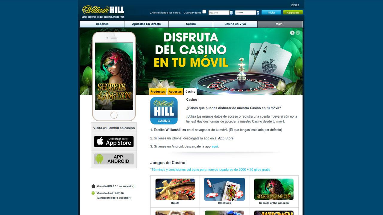 Poker online william Hill bono de bienvenida-616358