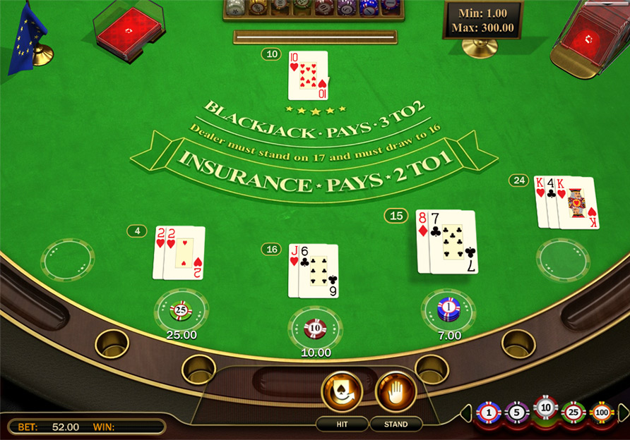 Blackjack dinero ficticio casino Malta Gaming Authority-116586