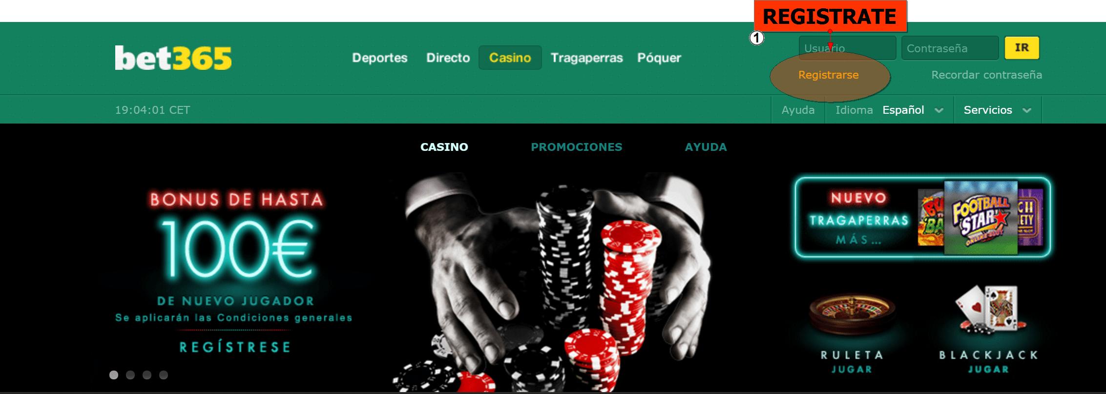 Bet365 100€ bonos bono de ingreso apuestas deportivas-164990