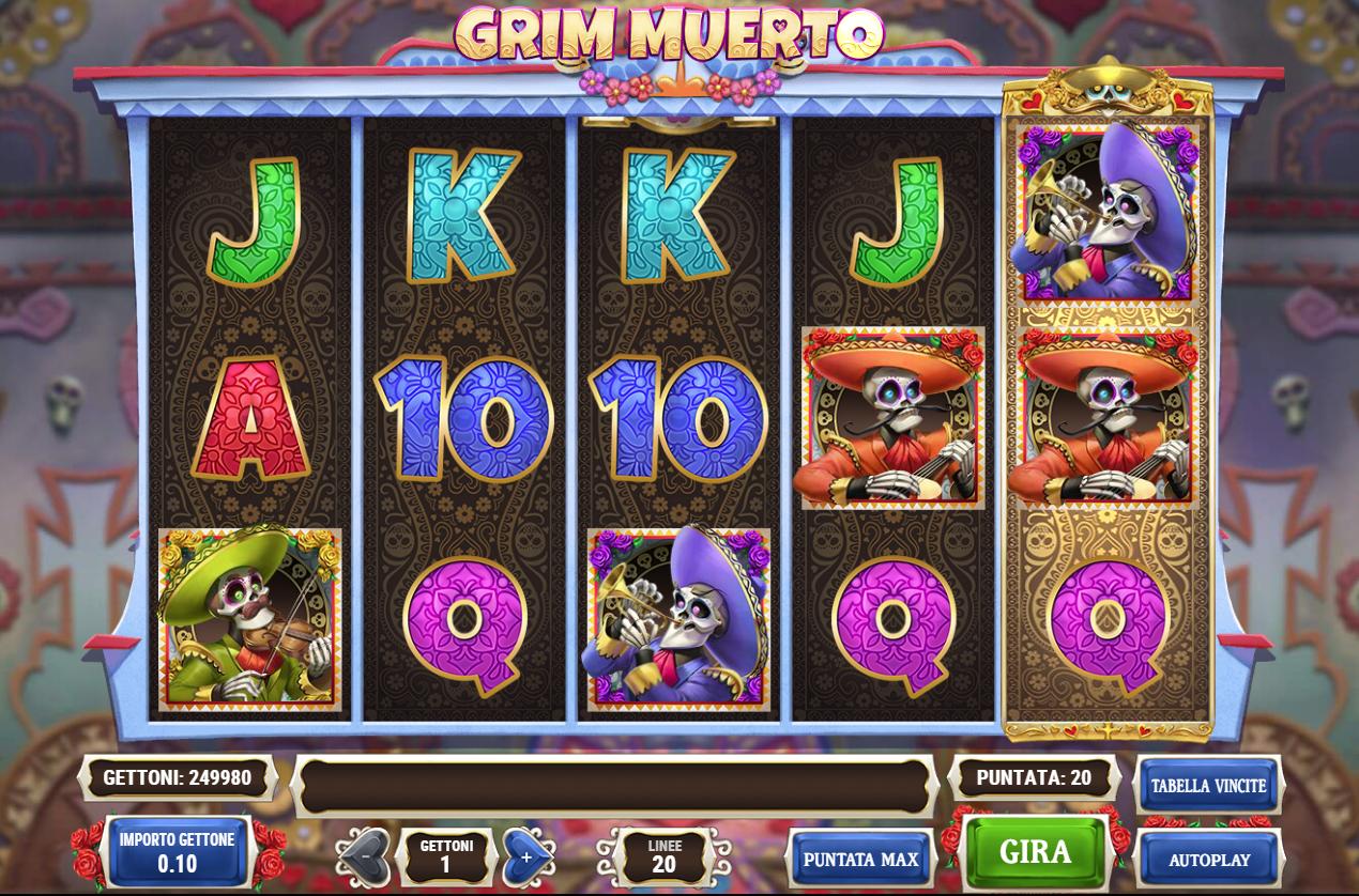 Juegos de apuestas online tragamonedas gratis Grim Muerto-616828