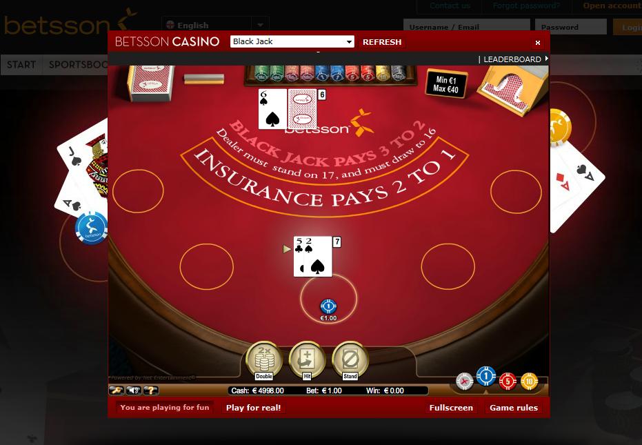 Casino betsson los mejores online Alicante-699201