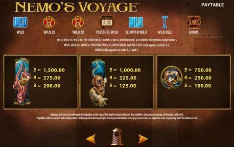 Opiniones tragaperra Nemos Voyage tiradas gratis slots-755507