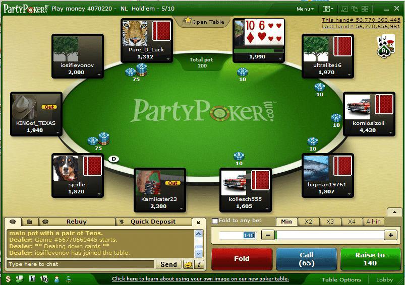 PalaceofChance com mejores salas de poker online 2019-657452