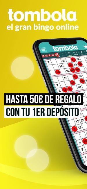 Bingo tombola online gratis en Betclic-121746