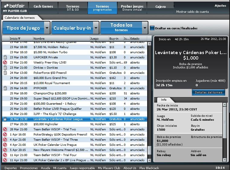 Betfair poker normas y los mejores consejos-714668