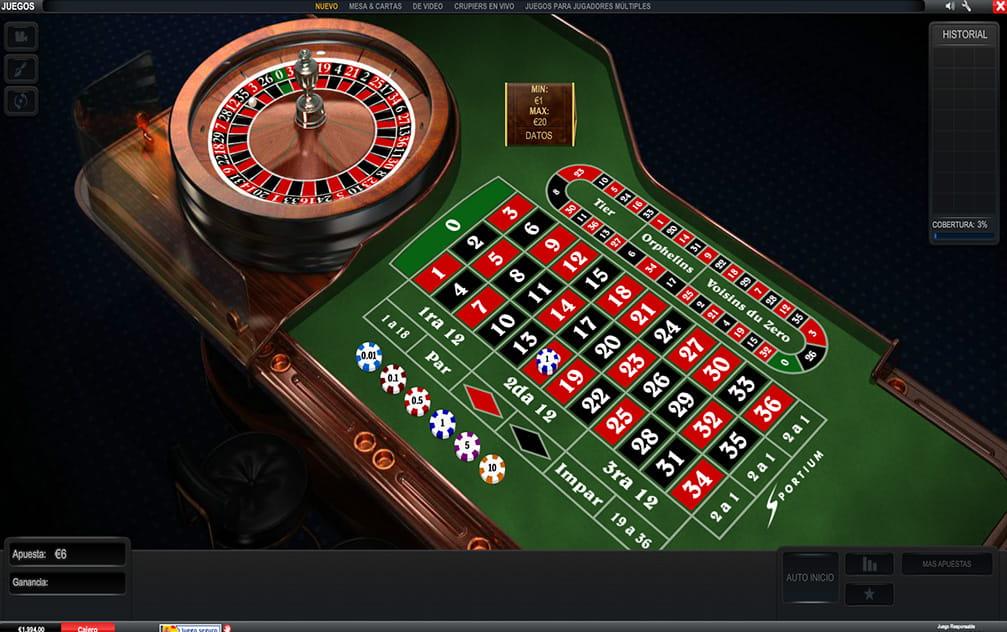 Jugar ruleta americana en linea gratis sin depósito necesario casino-523783