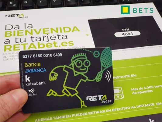 Ingresa y retira dinero sin riesgos telecharger reta bet-562401