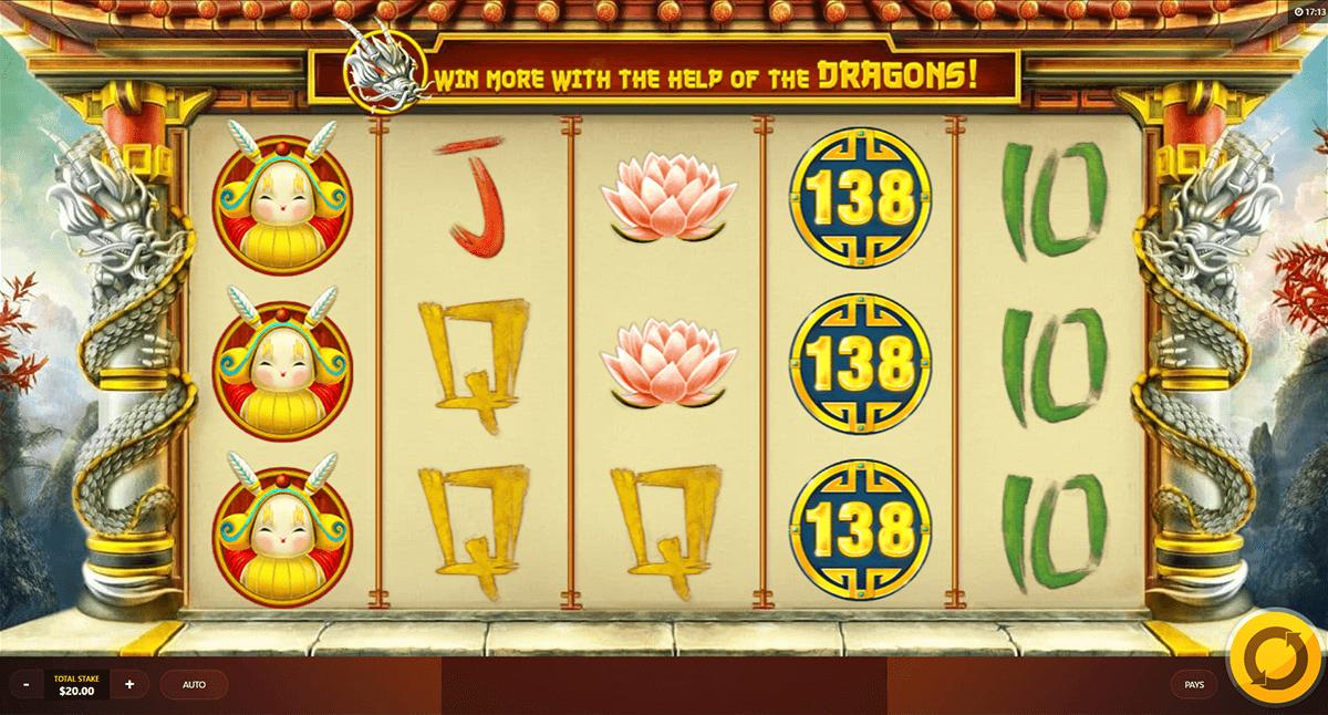 Tragamonedas gratis Dragon Spin casino en linea-231675